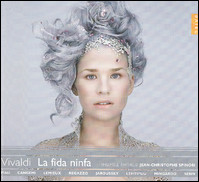 """Il mio core, a chi la diede"" From The Opera ""La Fida Ninfa"""