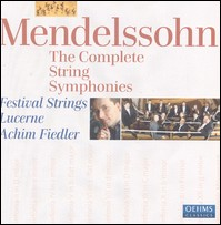 The Complete String Symphonies