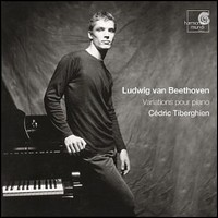 Ludwig van Beethoven, Variations pour piano. Cédric Tiberghien