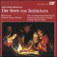 """Die Hirten"" From ""Der Stern von Bethlehem"" Cantata For Christmas Op.164"