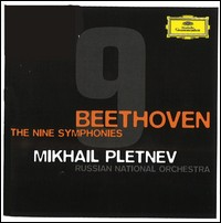 Beethoven, The Nine Symphonies. Russian National Orchestra, Mikhail Pletnev