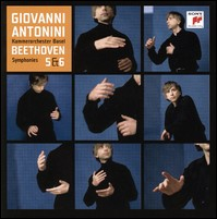 Symphonies 5 & 6. Kammerorchester Basel, Giovanni Antonini