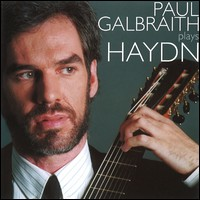 Paul Galbraith Plays Haydn Keyboard Sonatas On His 8-String Guitar