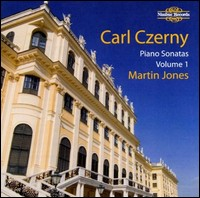 Carl Czerny, Piano Sonatas. Martin Jones