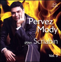 Pervez Mody plays Scriabin, Vol. 3