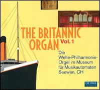 The Britannic Organ Vol. 1