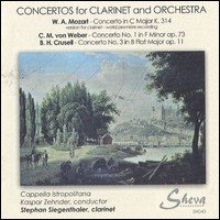 Alla Polaca From Clarinet Concerto No. 3 In B Flat Major Op. 11