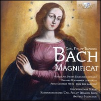Chorus From Magnificat In D Major