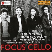 Focus Cello. Kremerata Baltica, Heinrich Schiff