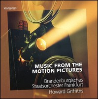 Music From The Motion Pictures. Brandenburgisches Staatsorchester Frankfurt, Howard Griffiths
