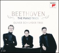 Beethoven, The Piano Trios. Oliver Schnyder Trio