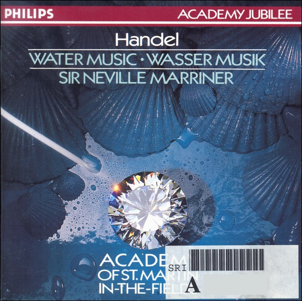 Water Music Suite No. 3 In G Major - Title - Music database - Radio ...