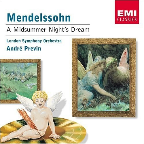 An analysis of mendlessonhns overture to midsummer nights dream