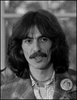 George Harrison - © George Harrison visiting the Oval Office in 1974