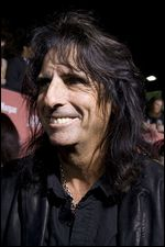 Alice Cooper - © pinguino K (Alice Cooper at the 2007 Scream Awards)