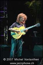 Pat Metheny - © 2007 mvonlanthen