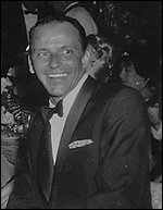 Frank Sinatra - © (at Girl's Town Ball in Florida, 03/12/1960)