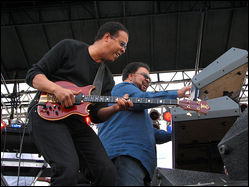 Stanley Clarke - © Stanley Clarke and George Duke / Photo: ga8waybrotha - (www.flickr.com)