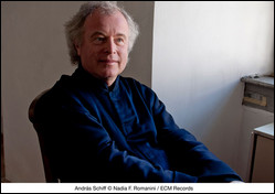 Sir András Schiff - © Nadia F. Romanini / ECM Records