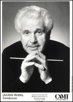 Julius Rudel - © Don Hunstein (www.cami.com)