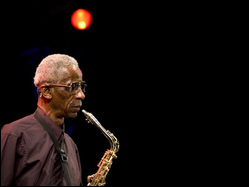 Roscoe Mitchell - © Pasquale Ottaiano - (wwwflickr.com) ; Roscoe Mitchell at the Pomigliano Jazz Festival on July 15th, 2005