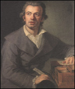 Johann Gottlieb Naumann - © Naumann in 1780, by his brother Friedrich Gotthard Naumann (wikipedia)
